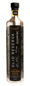 Domenica Fiore Olio Reserva, la meilleure huile d'olive au monde arrive au Québec.