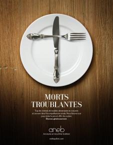 La 9e campagne de financement, sous le thème « Les troubles alimentaires font trop de victimes : Agissons avant qu'il ne soit trop tard », est lancée.