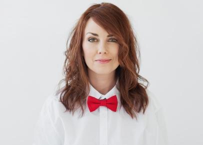 Maxim Roy s'associe à Anorexie et Boulimie Québec (ANEB) à titre de marraine de la 9e campagne de financement.