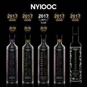 Les huiles d'olive biologiques de la maison Domenica Fiore de Judith Bérard remportent les plus hauts honneurs à New York